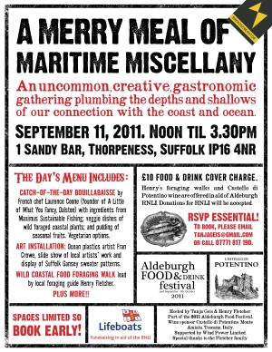 A Merry Meal of MAritime Miscellany